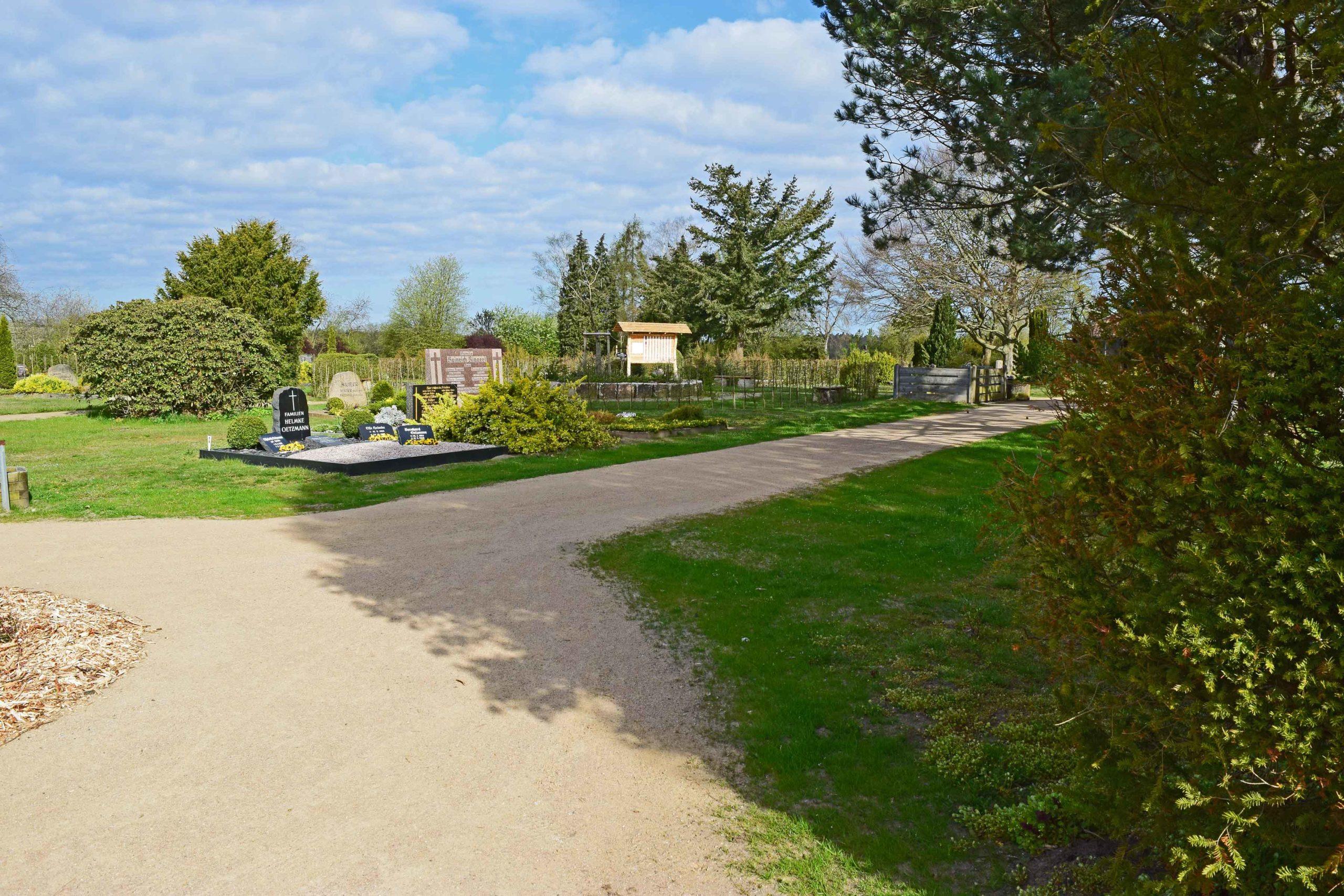 Zentralbereich - Friedhof