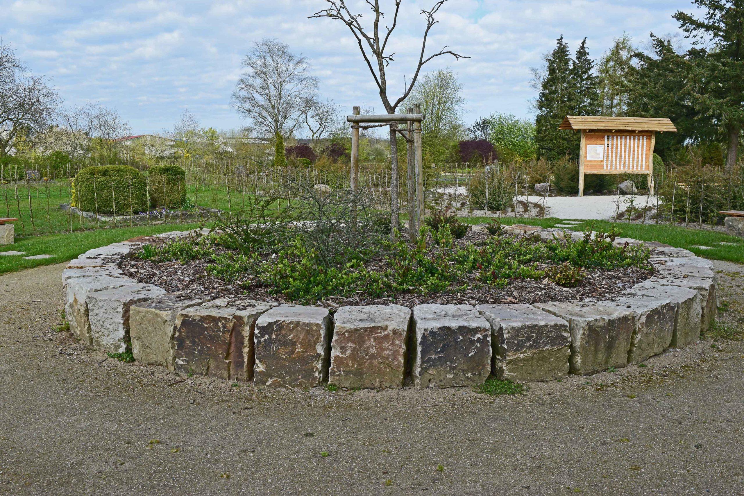 Rondell - Innenkreis