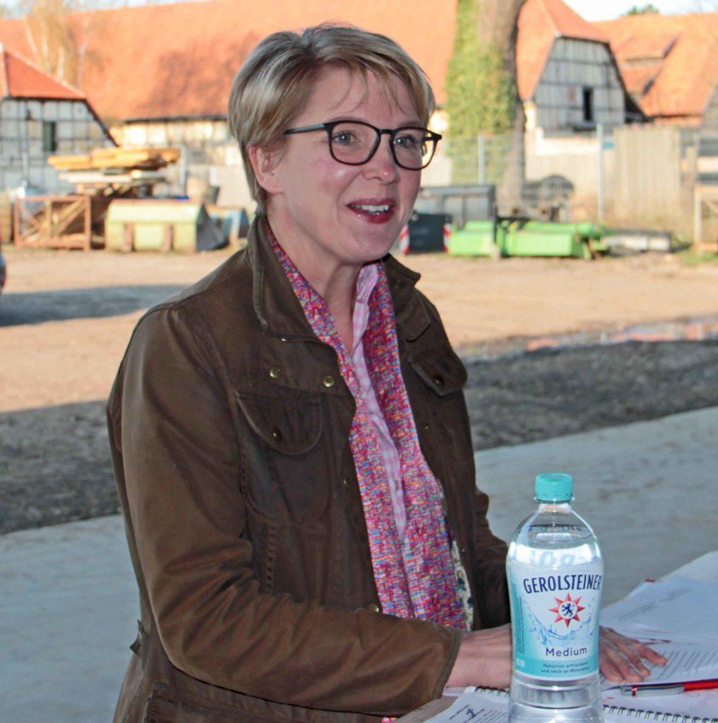 Dr. Wiebke Köpp, Bürgermeisterkandidatin